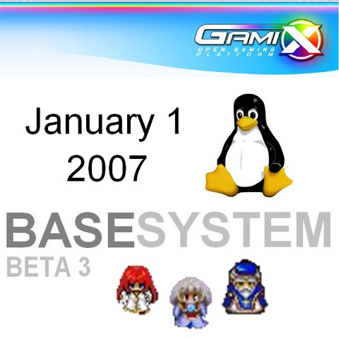 Pay for Gamix Basesystem Beta 3 (ISO)