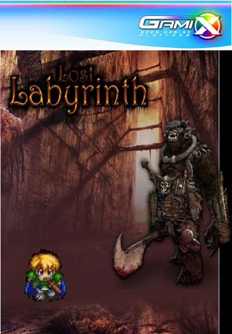 Pay for Gamix Lost Labyrinth (NTSC) ISO