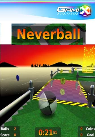 Pay for Gamix Neverball (PAL) ISO