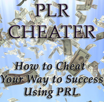 Pay for PLR Cheater (Special Edition)