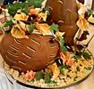 Thumbnail Traditional African wedding cake