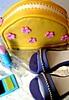 Thumbnail Unique purse and shoes cake