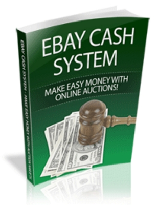 Pay for Ebay Cash System