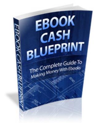 Pay for Ebook Cash Blueprint