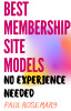 Thumbnail 5 Membership Site Models To Try Out PLR