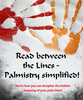 Thumbnail Read Between The Lines - Palmistry Simplified MRR