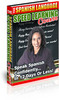 Thumbnail The Spanish Language Speed Learning Course w/ PLR
