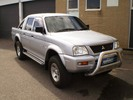 Thumbnail MITSUBISHI TRITON L200 V6 1997-2002 WORKSHOP SERVICE MANUAL