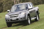 Thumbnail MAZDA BT-50 B2500 B3000 2006-2011 WORKSHOP SERVICE MANUAL