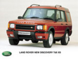 Thumbnail LAND ROVER DISCOVERY SERIES 2 1999-2006 WORKSHOP SERVICE MA