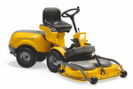 Thumbnail STIGA PARK RIDE-ON MOWER 2000-2007 WORKSHOP MANUAL