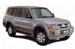 Thumbnail Mitsubishi Pajero Montero NP 2002-2006 Workshop Manual