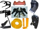 Thumbnail JCB Tractor Attachments Kits - Fitting Instructions Manual
