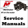 Thumbnail MERCRUISER BLACKHAWK STERNDRIVES 1994-1998 SERVICE MANUAL