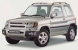 Thumbnail MITSUBISHI PAJERO iO QA 1999-2002 WORKSHOP SERVICE MANUAL