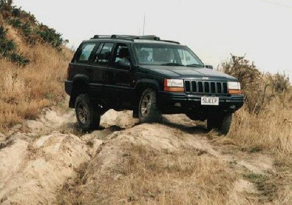 Jeep Grand Cherokee Zj Zg 1993