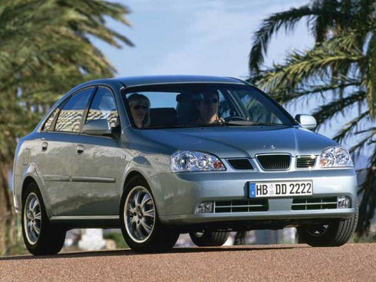 Daewoo Nubira Lacetti 2004 Workshop Service Repair Manual