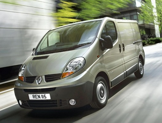 Renault Trafic X83 2004-2010 Workshop Service Repair Manual