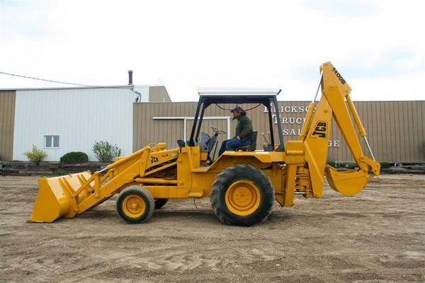 jcb 1400b 1400 backhoe loader excavator workshop manual download www ...