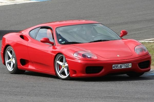 Ferrari 360 Modena Maintenance 8