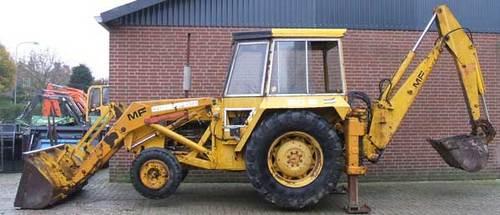 Massey Ferguson Tractor Mf50b Mf 50b Series Workshop