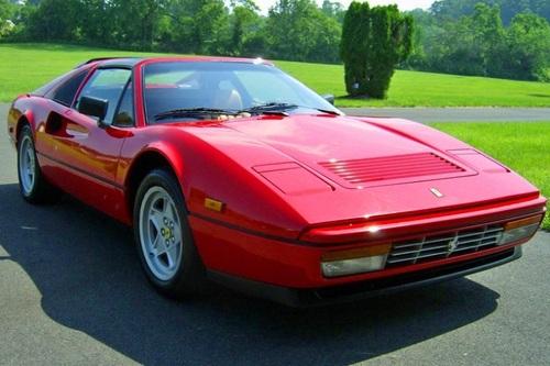 Ferrari 328 Gts Gtb 1987
