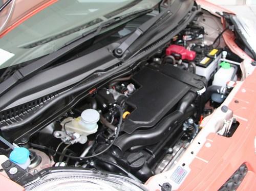 MAZDA CAROL 1998-2001 SUZUKI K6A I3 ENGINE WORKSHOP MANUAL