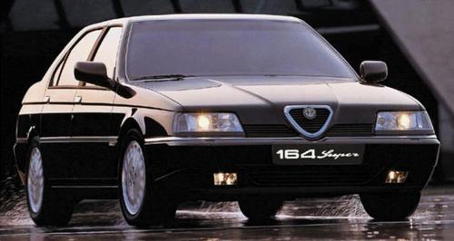 Alfa Romeo 164 3 0 V6 1991