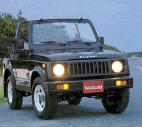 Suzuki Samurai Parts Catalog Free