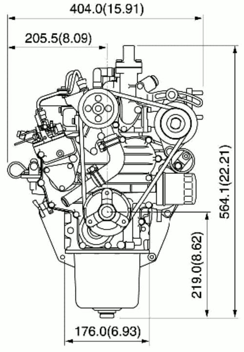 kubota tractor diesel z482 z602 d662 d722 e2b repair manual