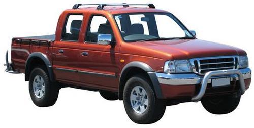 Mazda Bravo B2600 B2500 1996