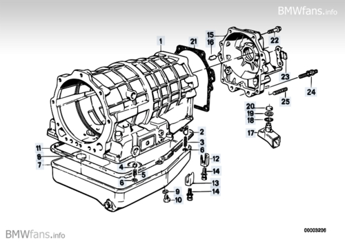 Pay for ZF 4HP22 6HP26 5HP19 5HP24 5HP30 TRANSMISSION SERVICE MANUAL