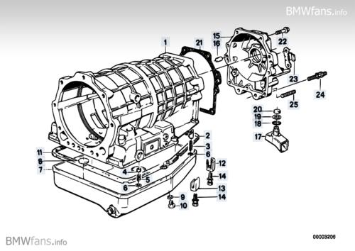 Zf 4hp22 6hp26 5hp19 5hp24 5hp30 Transmission Service Manual