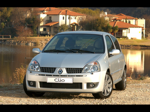 Pay for RENAULT CLIO X65 2001-2006 SERVICE REPAIR MANUAL
