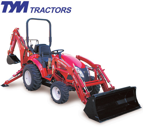 Guy Fixing Tractor : Tym t tractor workshop service repair manual