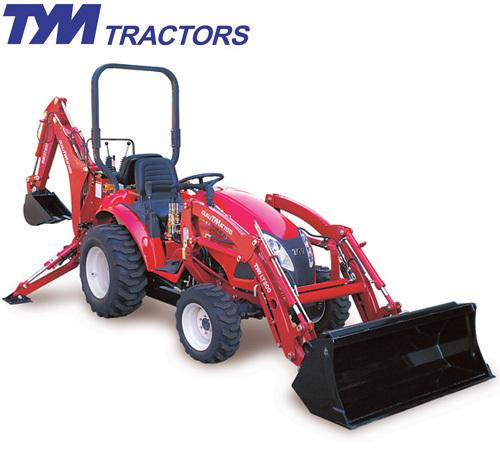 tym t233 t273 tractor workshop service repair manual