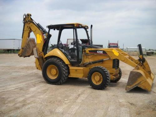 Pay for CATERPILLAR 420E 420 BACKHOE LOADER PARTS MANUAL CATALOGUE