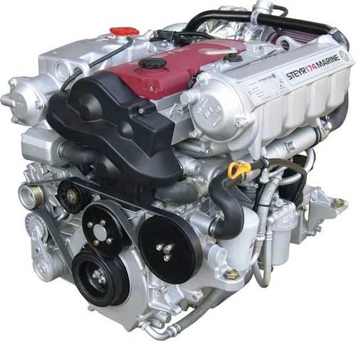 Steyr Motors Marine Engines 4 6 Cylinders Workshop Manual Downl