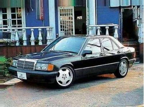 Pay for Mercedes-Benz W201 1983-1993 Workshop Service Manual