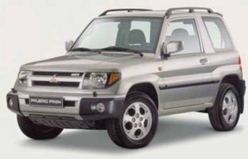 mitsubishi pajero io qa 1999 2002 workshop service manual downloa rh tradebit com Custom Mitsubishi Montero Custom Mitsubishi Montero