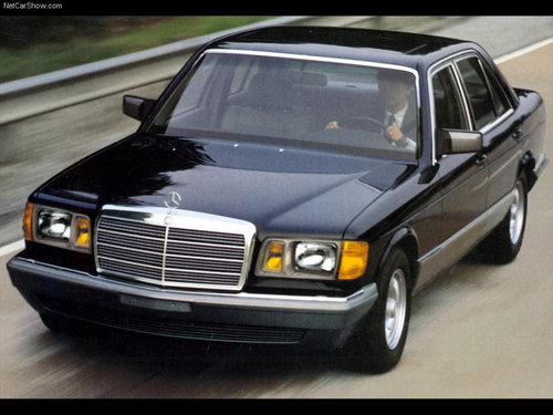 Pay for Mercedes-Benz W126 1981-1991 Workshop Repair Manual