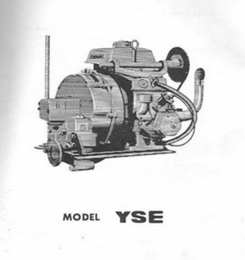 yanmar yse yse8 yse12 marine diesel engine workshop manual. Black Bedroom Furniture Sets. Home Design Ideas
