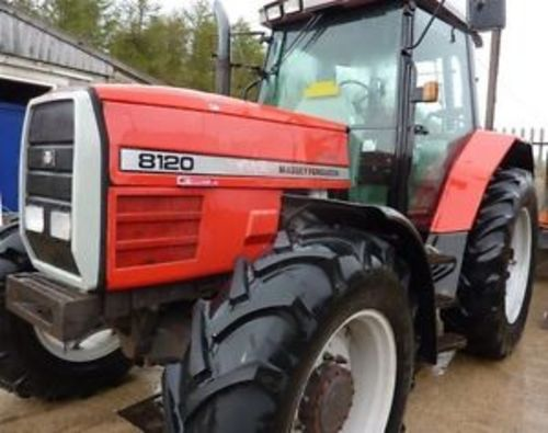 Pay for Massey Ferguson 8100 MF8100 Series Tractor Workshop Manual