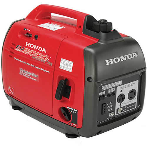 honda generator eui shop workshop repair owners manual
