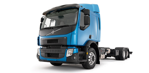 Volvo Fe Truck Electrical Wiring Diagram Service Manual