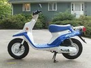 Thumbnail Yamaha Zuma 50 CW50 CW 50 Scooter 1989-1990 Factory Service Repair Workshop Manual Download PDF