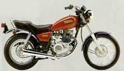 Thumbnail Yamaha SR250 SR250G Motorcycle 1980-1983 Factory Service Repair Workshop Manual Download PDF