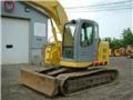 Thumbnail Sumitomo SH125X-3 SH135X-3 Excavator Factory Service Repair Workshop Manual Download PDF
