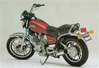 Thumbnail Yamaha XV750 Virago Motorcycle 1981-1983 Factory Service Repair Workshop Manual Download PDF