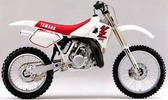Thumbnail Yamaha YZ250 Motorcycle 1988-1989 Factory Service Repair Workshop Manual Download PDF